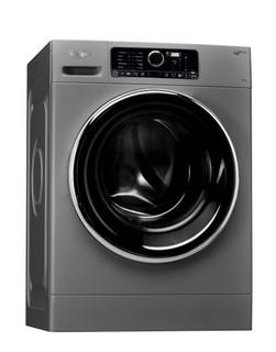Lave-linge hublot posable Whirlpool: 7 kg - FSCR 70410 S
