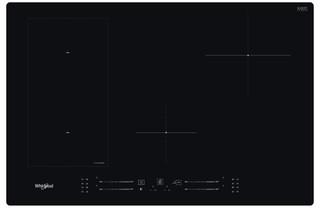 موقد ويرلبول الكهربائي المصنوع من زجاج ـ سراميك  : - WL S3777 NE