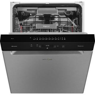 Whirlpool diskmaskin: färg rostfri, 60 cm - WUO 3O33 DLX