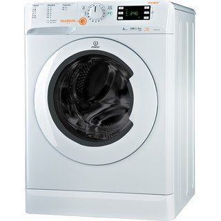 Indesit свободностояща пералня със сушилня: 8kg