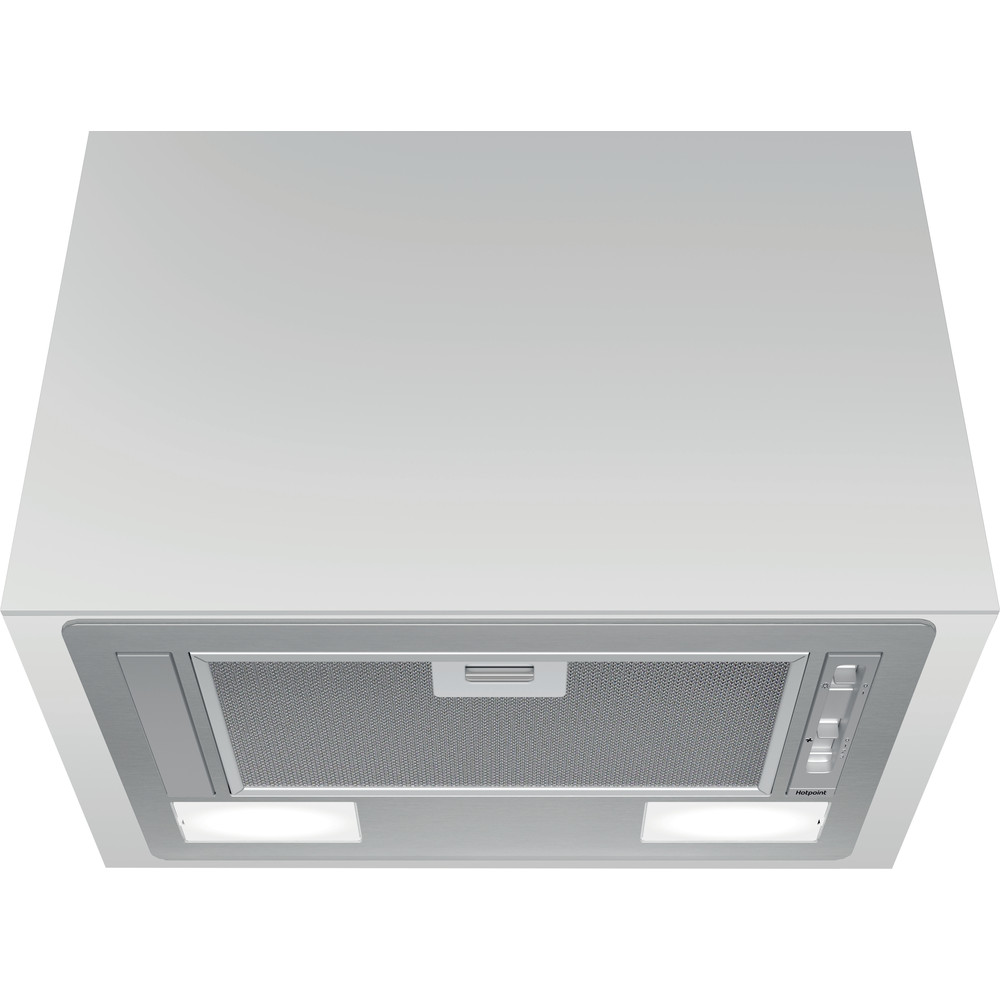 Hotpoint HOOD Built-in PCT 64 F L SS Inox Built-in Mechanical Frontal