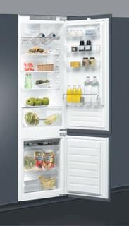 Kalusteisiin sijoitettava Whirlpool jääkaappipakastin - ART 9812 SF1