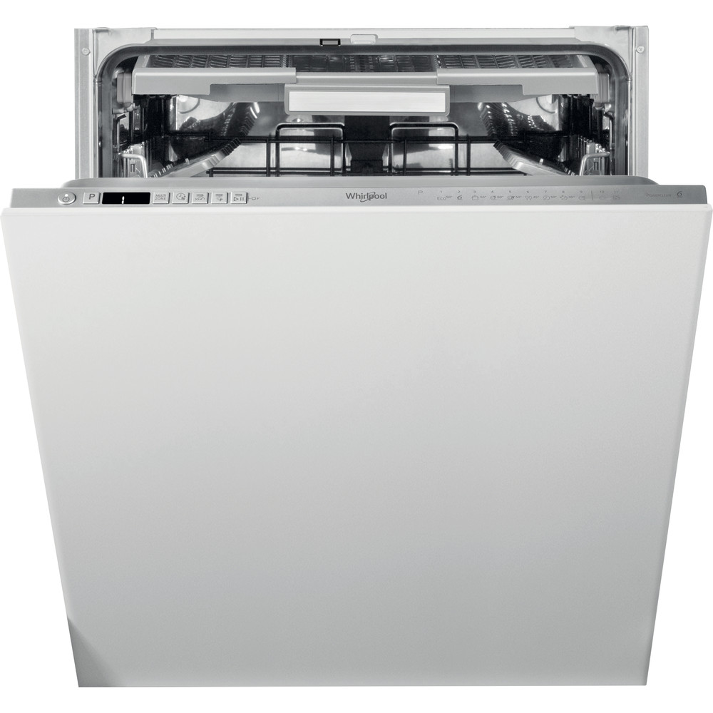 Whirlpool WIO 3O41 PLES UK Built-in Dishwasher  14 Place