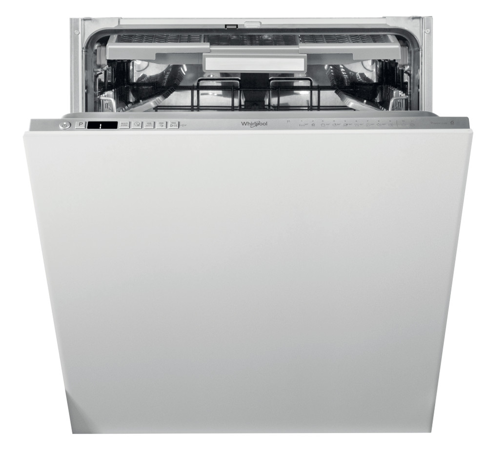 Whirlpool Dishwasher Built-in WIO 3O41 PLES UK Full-integrated C Frontal