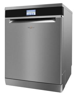 Máquina de lavar loiça da Whirlpool: cor inox, tamanho grande - WFF 4O33 DLTG X @