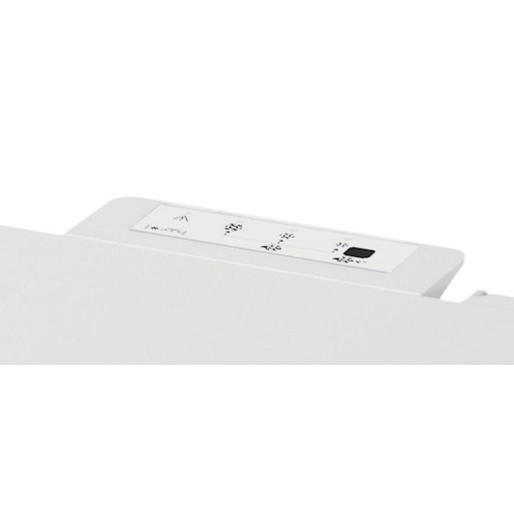 Indesit Congelatore A libera installazione OS 1A 140 H Bianco Control panel