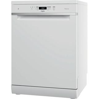 Whirlpool lavavajillas: color blanco, 60 cm - WFC 3C42 P