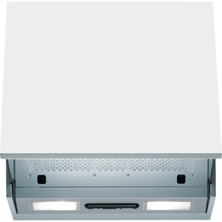Indesit HOOD Built-in H 661.1 F (GY) Grey Built-in Mechanical Frontal