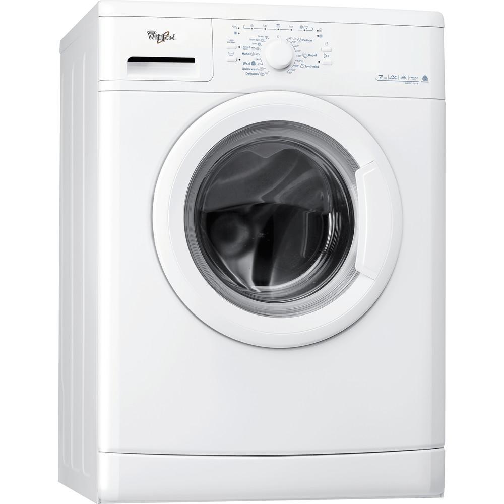 Whirlpool frontmatad tvättmaskin: 7 kg - AWO/D 7014