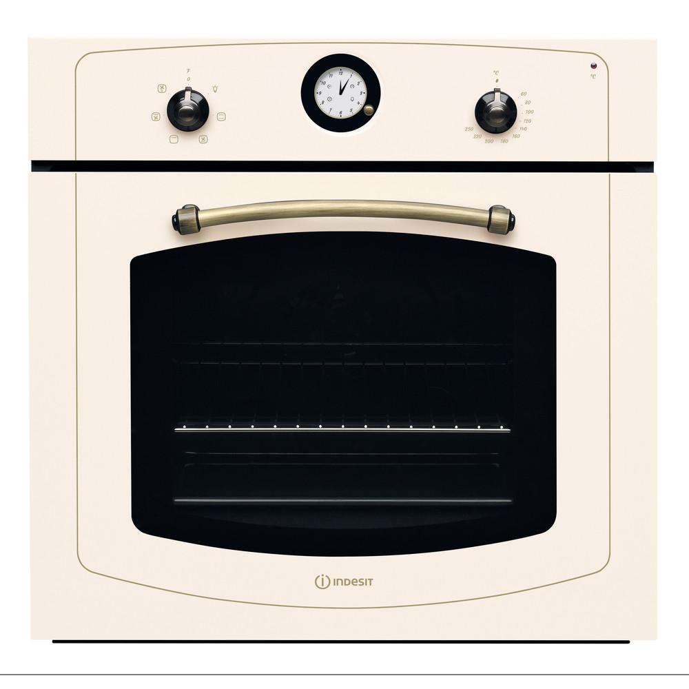 Indesit Духовой шкаф Встраиваемый IFVR 500 OW Электрическая A Frontal