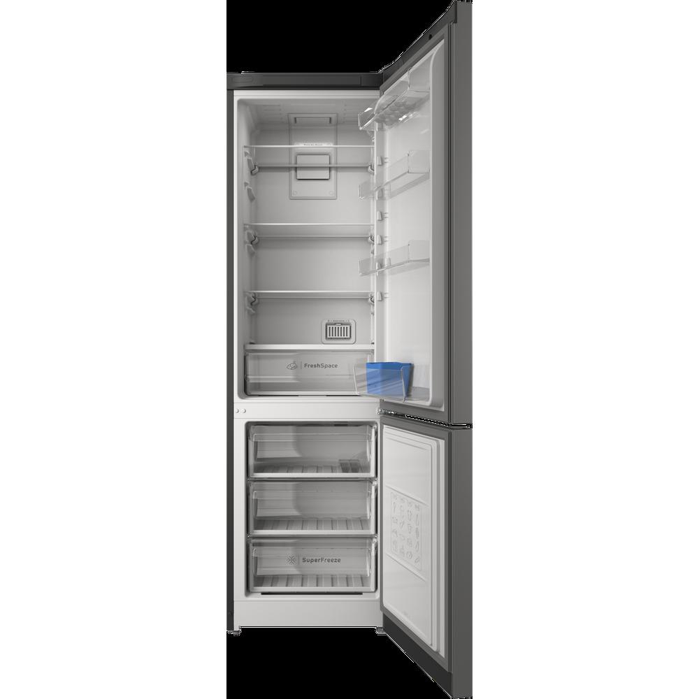 Indesit Холодильник с морозильной камерой Отдельностоящий ITS 5200 X Inox 2 doors Frontal open