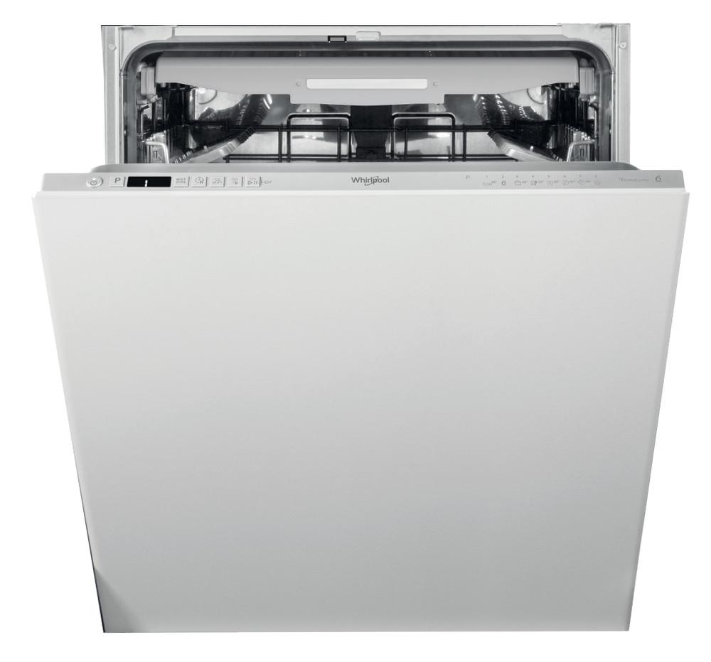Whirlpool Mosogatógép Beépíthető WIC 3C33 PFE Full-integrated A+++ Frontal