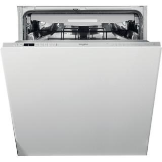 Whirlpool Trauku mazgājamā mašīna Iebūvējams WIC 3C33 PFE Full-integrated A+++ Frontal