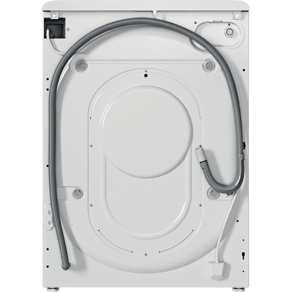 Indesit Washer dryer Free-standing BDE 961483X W UK N White Front loader Back / Lateral