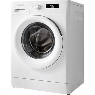 Whirlpool FWF81483WE EU Wasmachine - 8 kg - 1400 toeren
