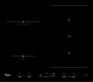 Whirlpool Induktion Glaskeramik-Kochfeld - ACM 918/BA
