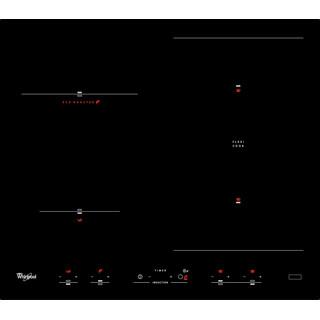 Whirlpool Ploča za kuhanje ACM 918/BA Crna Induction vitroceramic Frontal