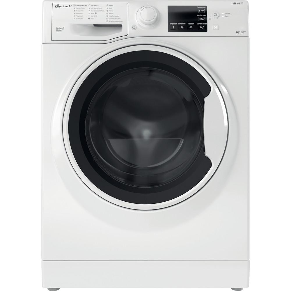 Bauknecht Waschtrockner Standgerät WD AO 8514 N Weiss Frontlader Frontal