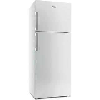 Whirlpool Συνδυασμός ψυγείου/καταψύκτη Ελεύθερο WT70I 831 W Λευκό 2 doors Perspective
