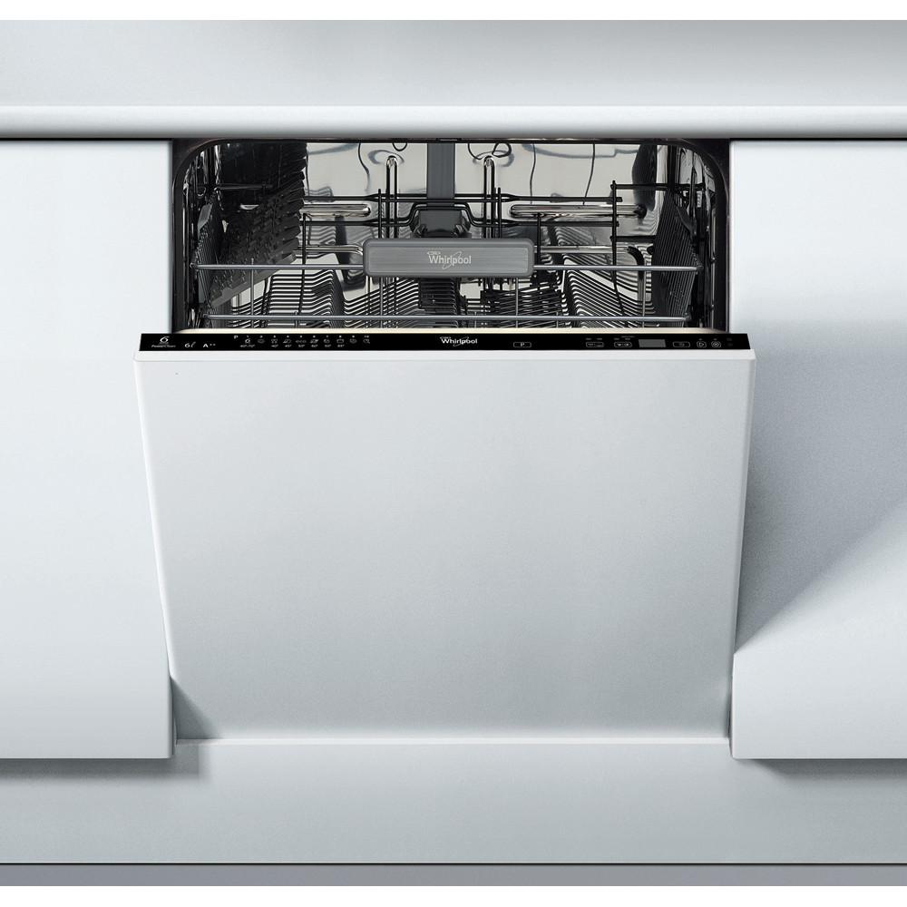 Whirlpool integrerad diskmaskin: färg svart, 60 cm - ADG 8798 A++ PC FD