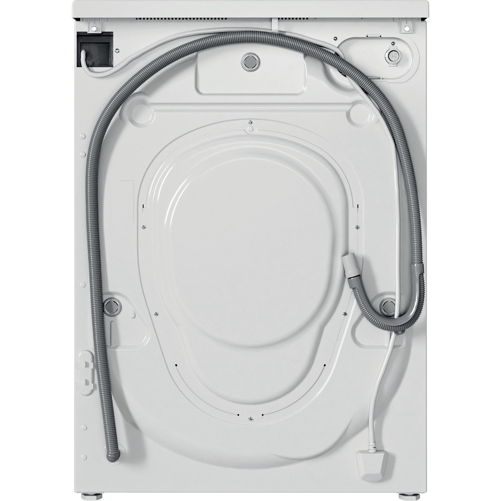 Indesit Wasmachine Vrijstaand EWD 71452 W EU N Wit Voorlader E Back / Lateral
