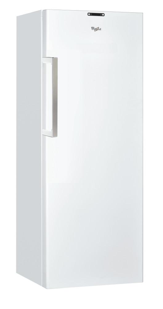 Whirlpool Pakastimessa Vapaasti sijoitettava WVA35643 NFW Valkoinen Perspective