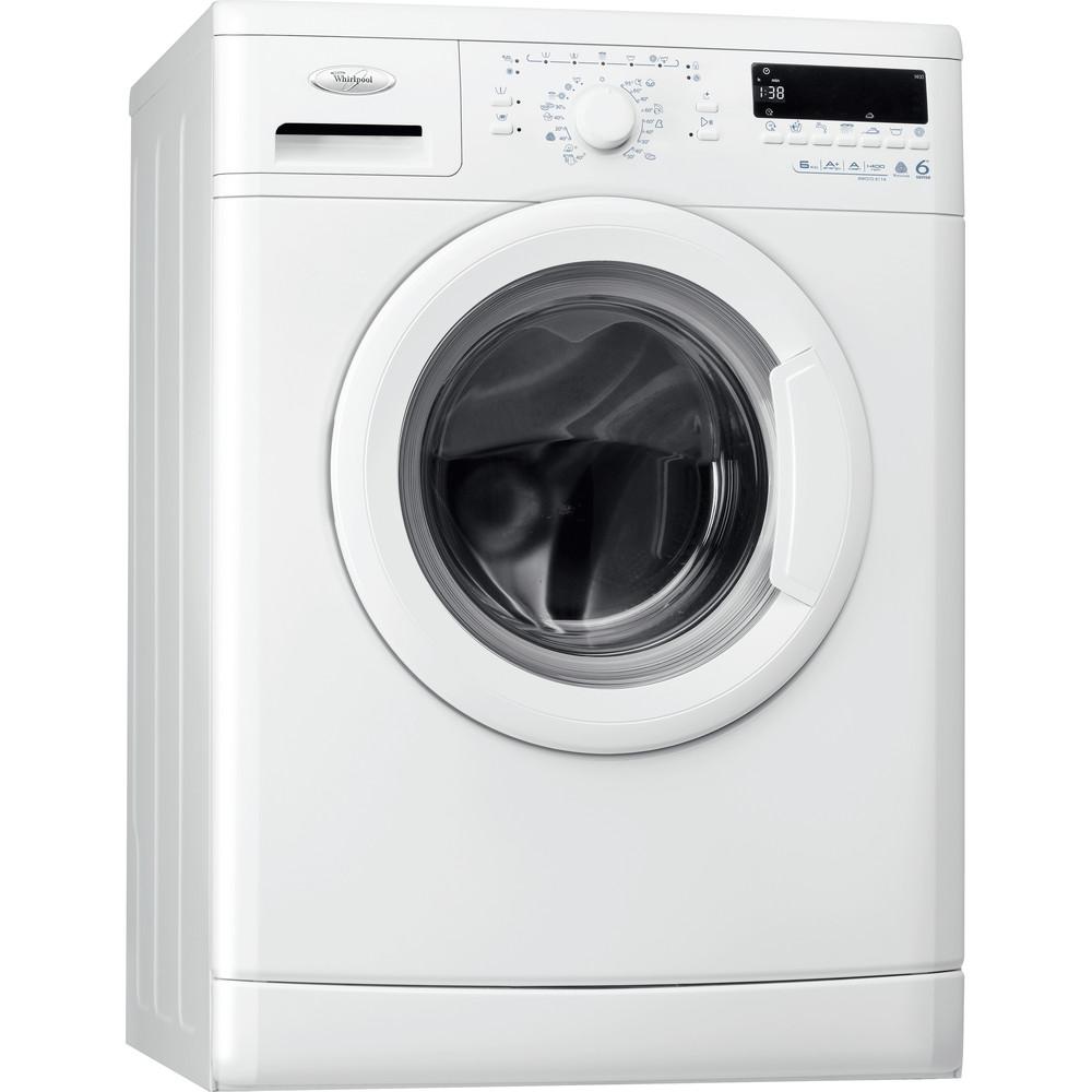 Whirlpool frontmatad tvättmaskin: 6 kg - AWO/D 6114