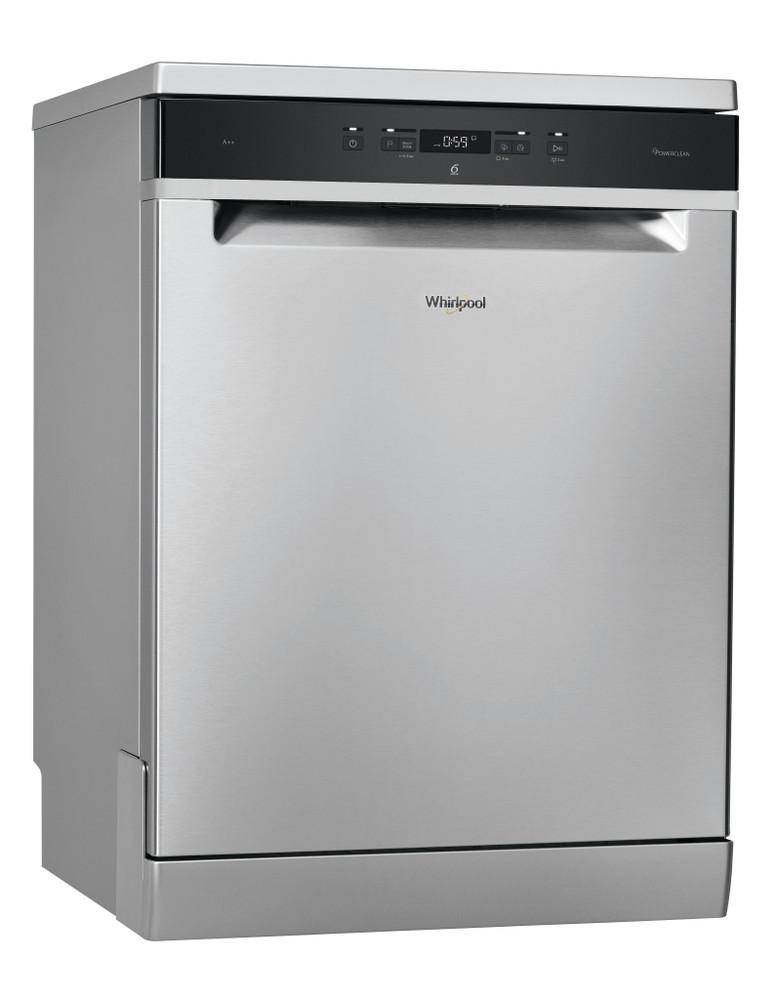 Whirlpool Dishwasher Samostojeća WFC 3C22 P X Samostojeća A++ Perspective