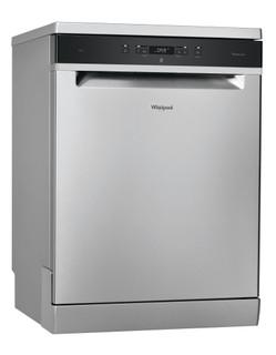 Whirlpool mašina za pranje sudova: inox boja, standardne veličine - WFC 3C22 P X