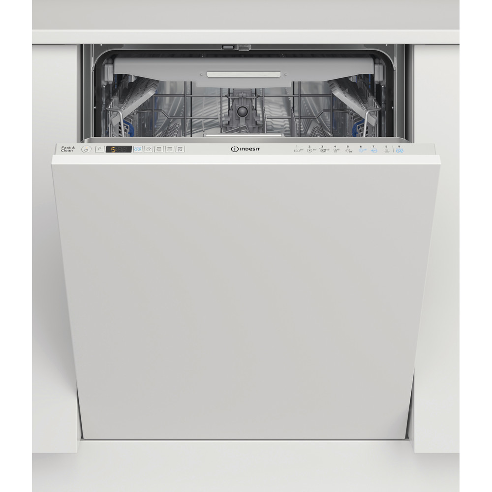 Indesit Umývačka riadu Vstavané DIO 3T131 A FE Full-integrated D Frontal