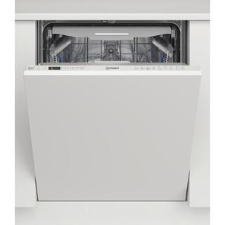 Indesit Lave-vaisselle Encastrable DIO 3T131 A FE Tout intégrable D Frontal