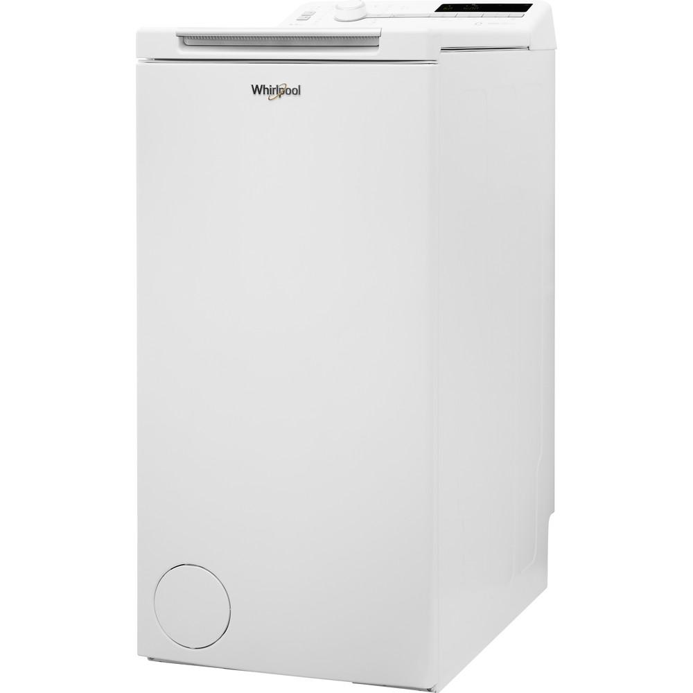 Lavadora carga superior de libre instalación Whirlpool: 6.5kg - TDLR 65220