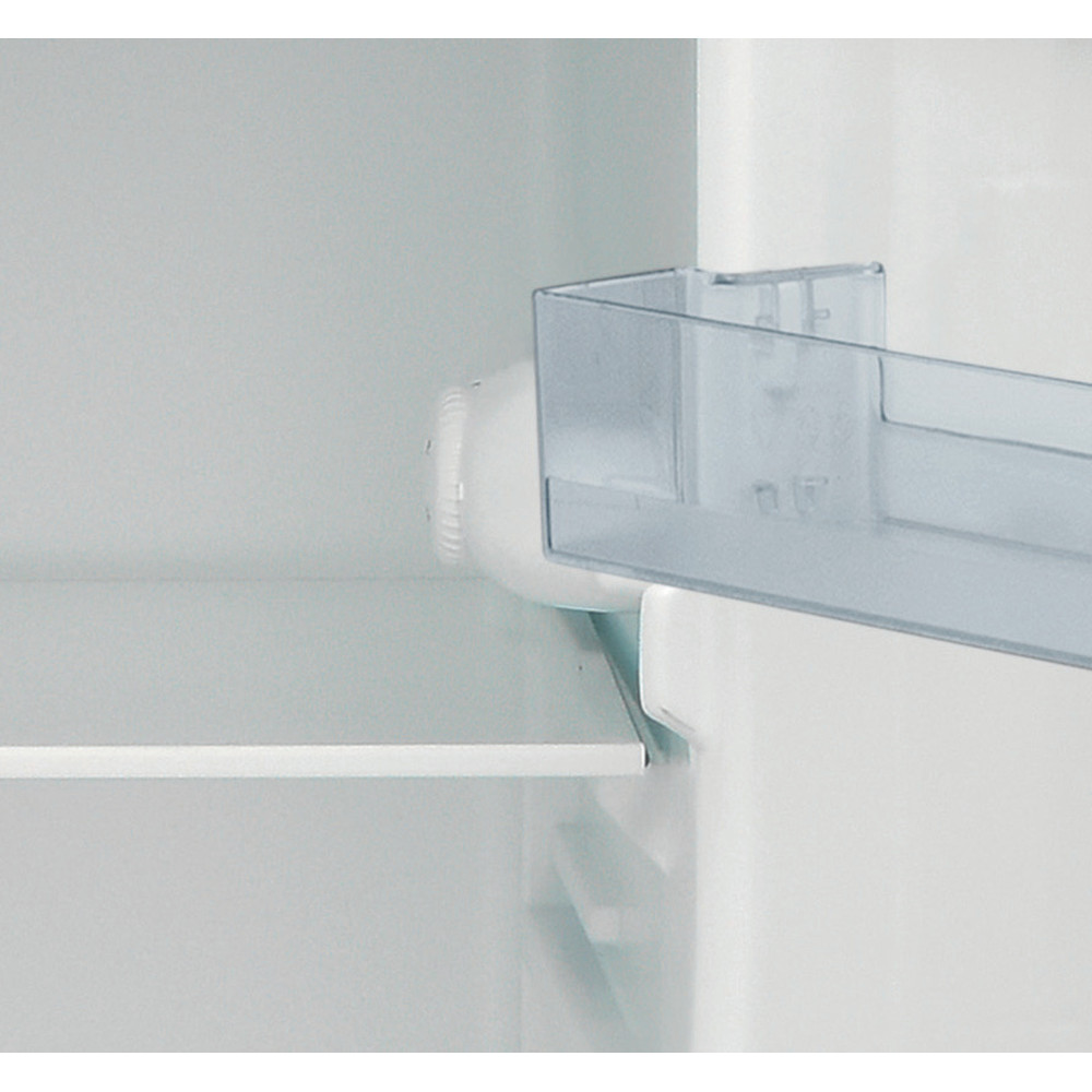 Indesit Combinado Livre Instalação I55TM 4110 X 1 Inox 2 doors Control panel