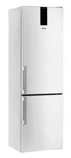 Vapaasti sijoitettava Whirlpool jääkaappipakastin: huurtumaton - W7 921O W H