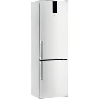 Whirlpool Kombinētais ledusskapis/saldētava Brīvi stāvošs W7 921O W H Spilgti balta 2 doors Perspective