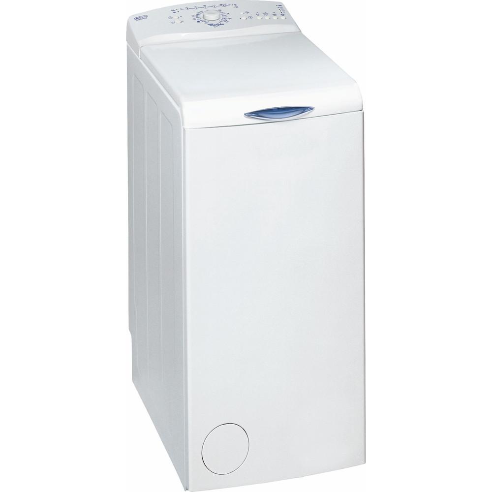 Whirlpool toppmatad tvättmaskin: 5 kg - AWE 6516
