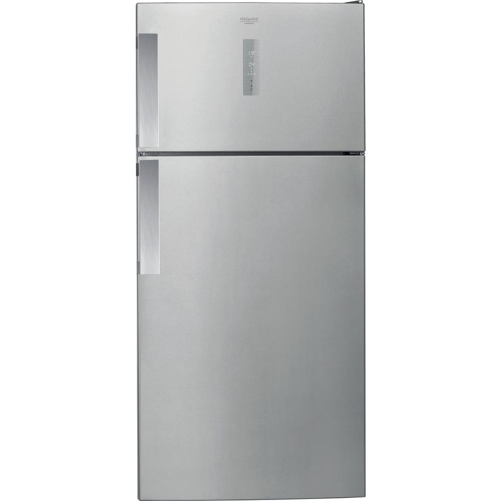 Hotpoint_Ariston Combinazione Frigorifero/Congelatore Libera installazione HA84TE 31 XO3 Inox 2 porte Frontal