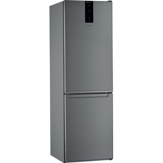 Холодильник Whirlpool з нижньою морозильною камерою соло: з системою frost free - W7 811O OX