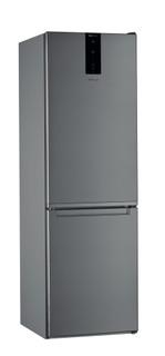 Свободностоящ комбиниран хладилник Whirlpool - W7 811O OX