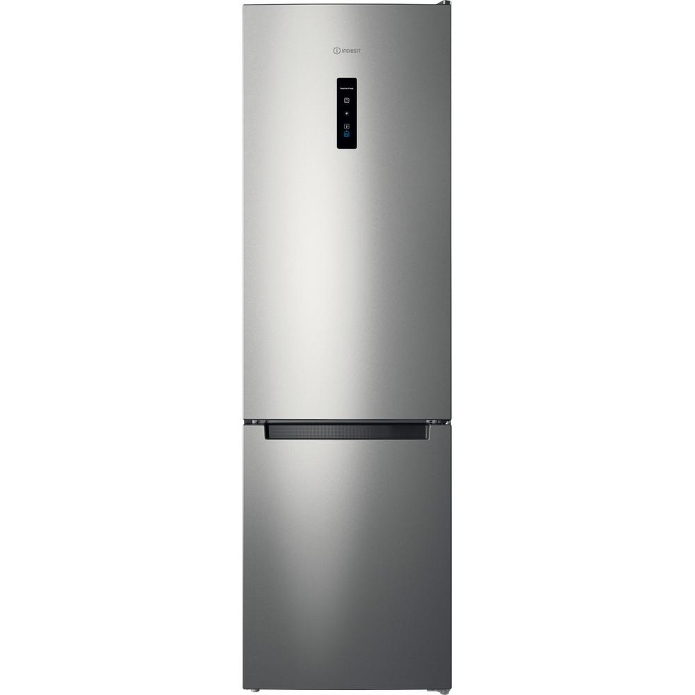 Indesit Холодильник с морозильной камерой Отдельно стоящий ITI 5201 S UA Серебристый 2 doors Frontal
