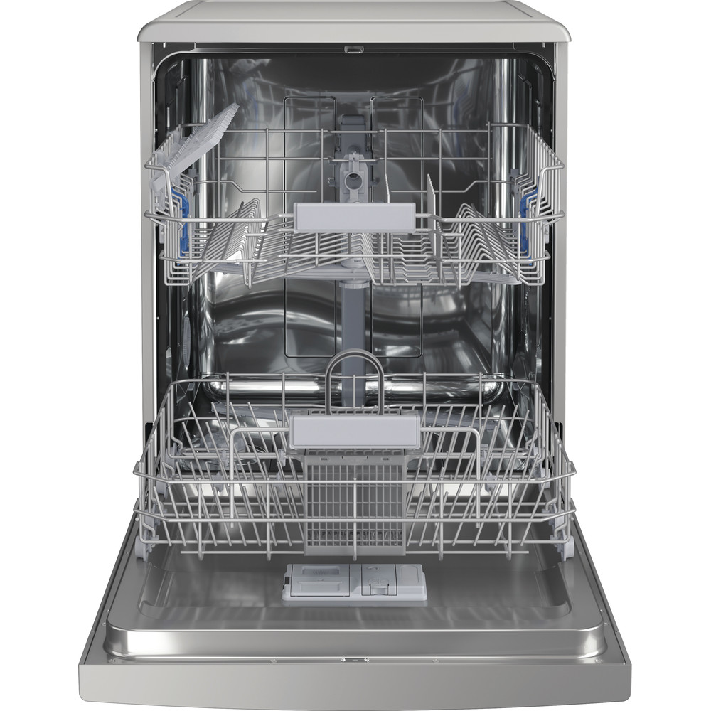 Indesit Dishwasher Free-standing DFC 2B+16 S UK Free-standing F Frontal open