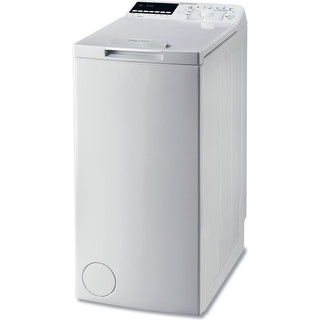 Indesit Стиральная машина Отдельно стоящий BTW E71253P (EU) Белый Top loader A+++ Perspective