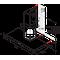 Campana de pared Whirlpool - AKR 559/3 IX