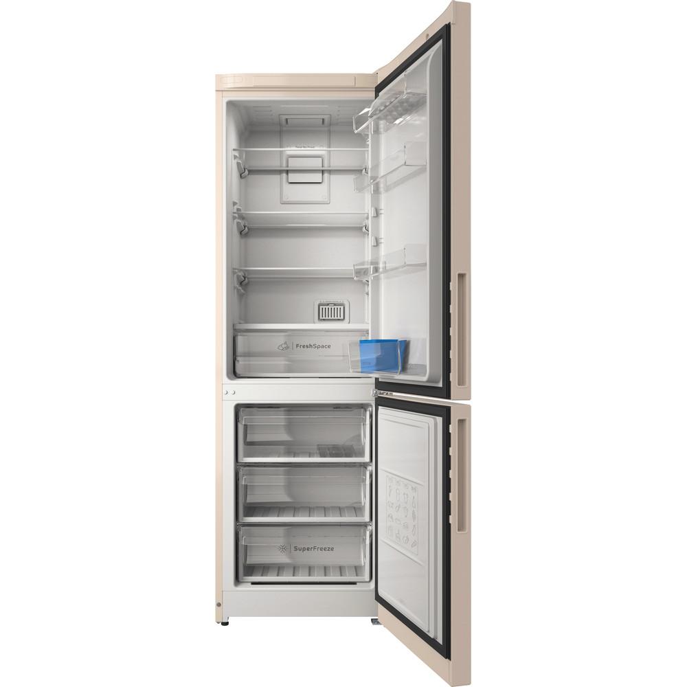 Indesit Холодильник с морозильной камерой Отдельностоящий ITR 5180 E Розово-белый 2 doors Frontal open