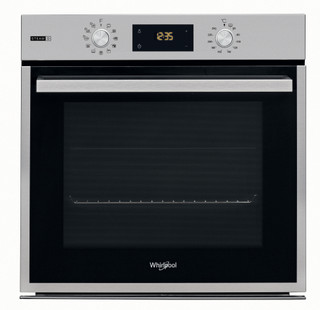 Whirlpool built in electric oven: inox color - OAS KN8V1 IX
