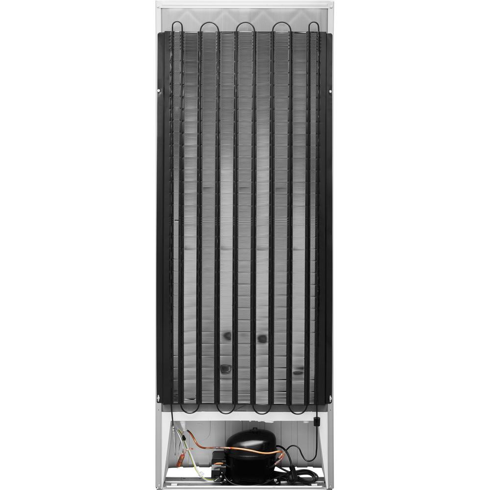 Indesit Zamrażarka Wolnostojące UI6 1 S.1 Srebrny Back / Lateral