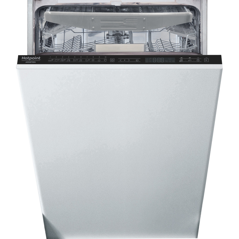 Hotpoint_Ariston Nõudepesumasin Integreeritav HSIP 4O21 WFE Full-integrated A++ Frontal