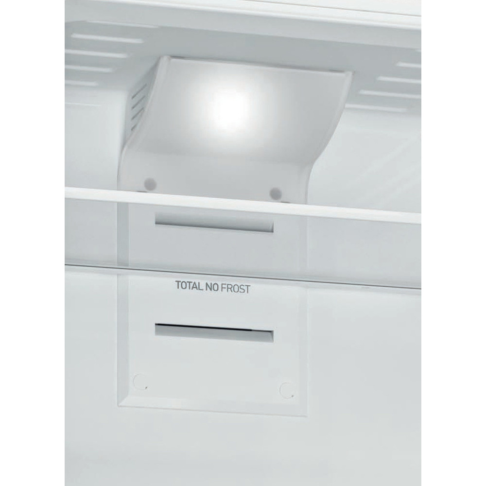 Indesit Холодильник с морозильной камерой Отдельностоящий ITF 020 B Черный 2 doors Lifestyle detail