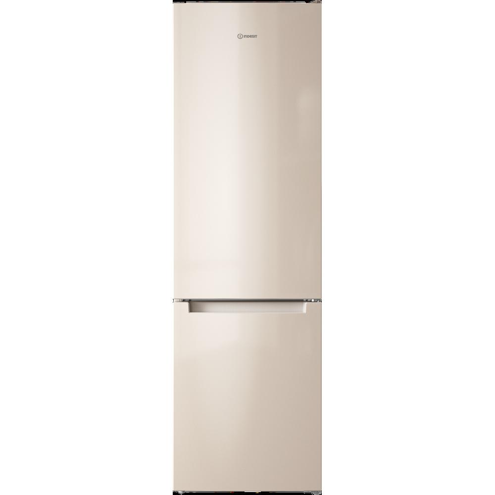 Indesit Холодильник с морозильной камерой Отдельностоящий ITS 4200 E Розово-белый 2 doors Frontal