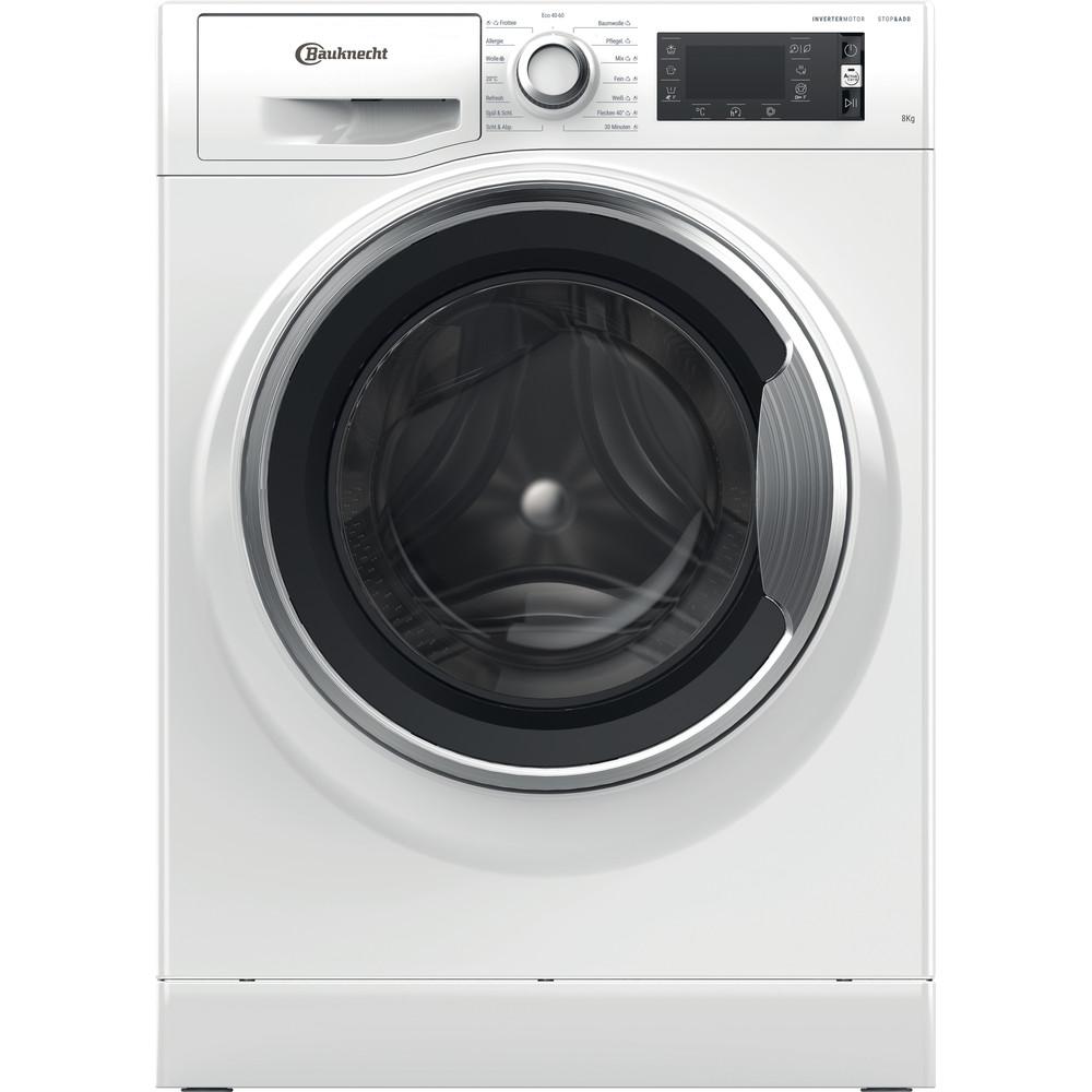 Bauknecht Waschmaschine Standgerät WM Elite 816 C Weiss Frontlader D Frontal